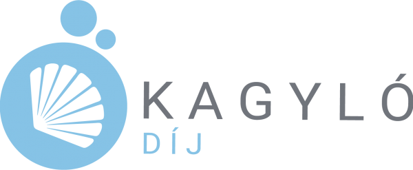 kagylo_dij_logo