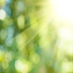 Sugárzó napfény